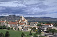 graduated from Architetural Engineering School at University of Colorado 1984