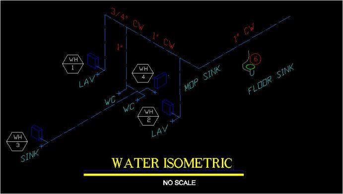sample plumbing iso