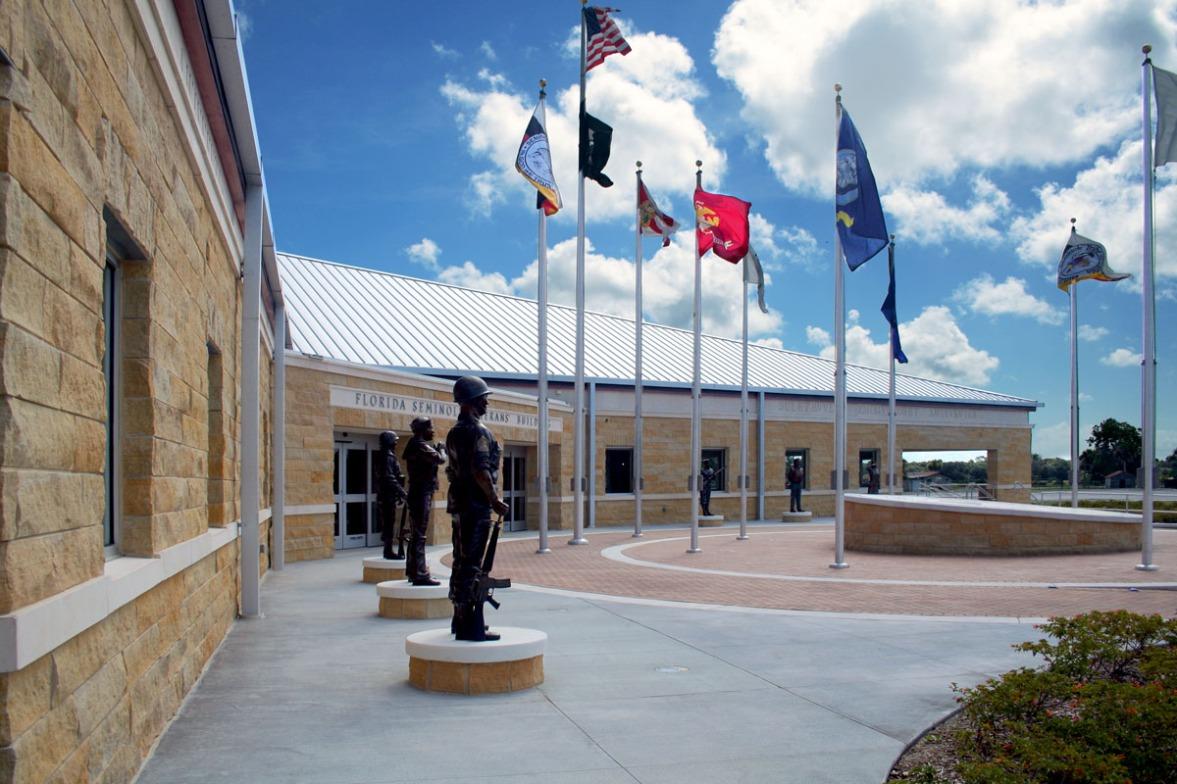 seminole veterans bldg